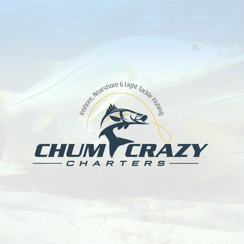 Logo Designs for Fishing Charters