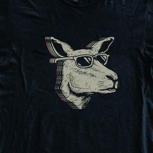 stay cool kangaroo