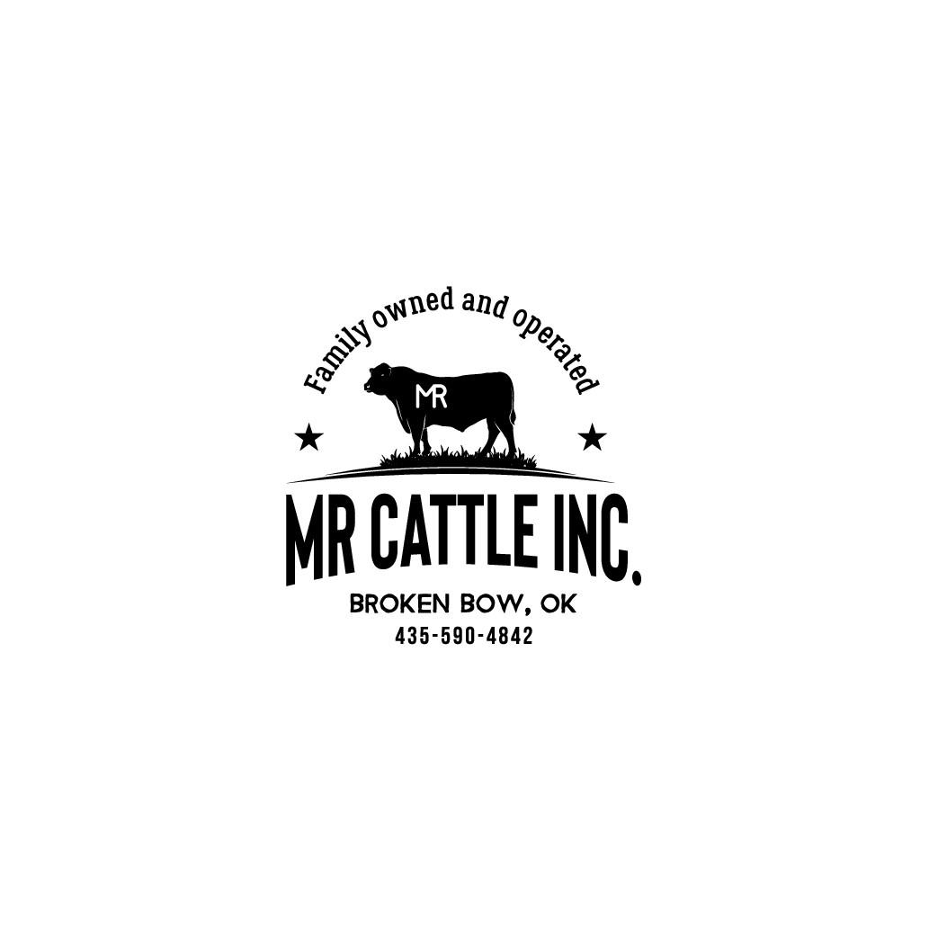 Custom Logo for Cattle Company