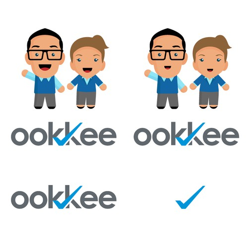 A modern digital age bookkeeper for ookkee