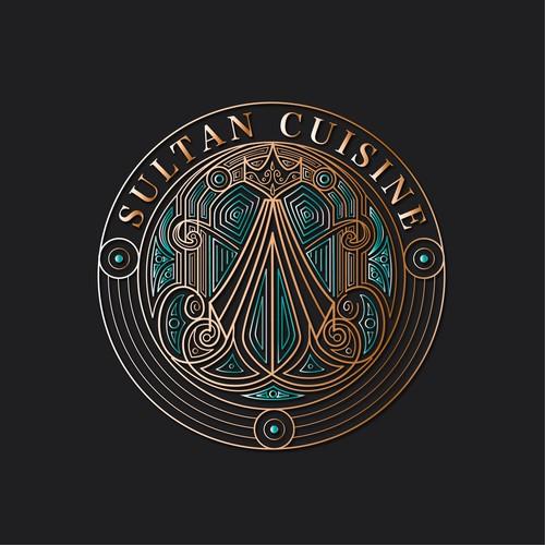 logo for sultan cuisine