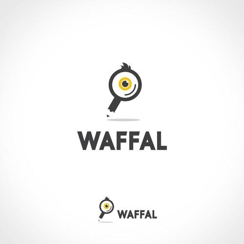 Logo for Waffal