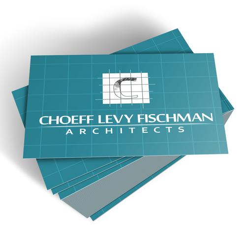 CLF Architecture Firm- Logo Design