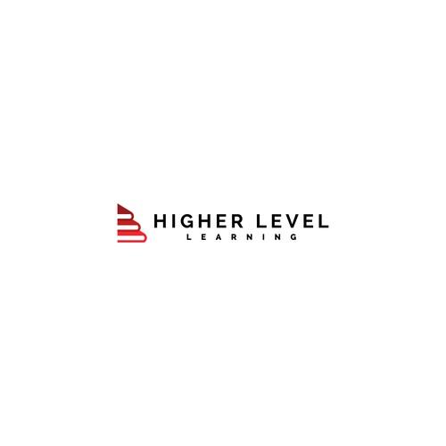 Winning Logo Concept for Higher Level Learning