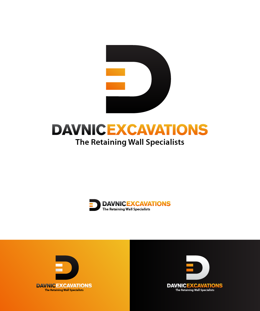 New logo wanted for Davnic Excavations
