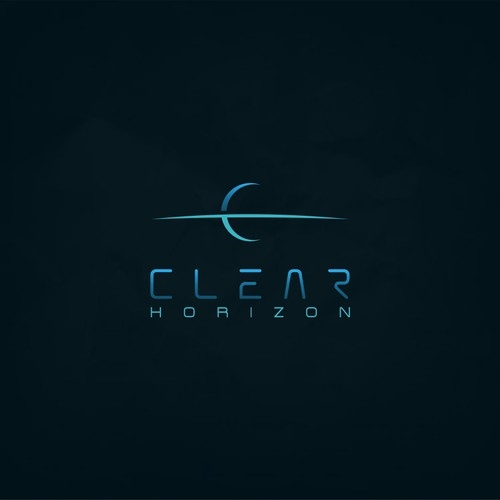 Clean , Clever Logo For Clear Horizon