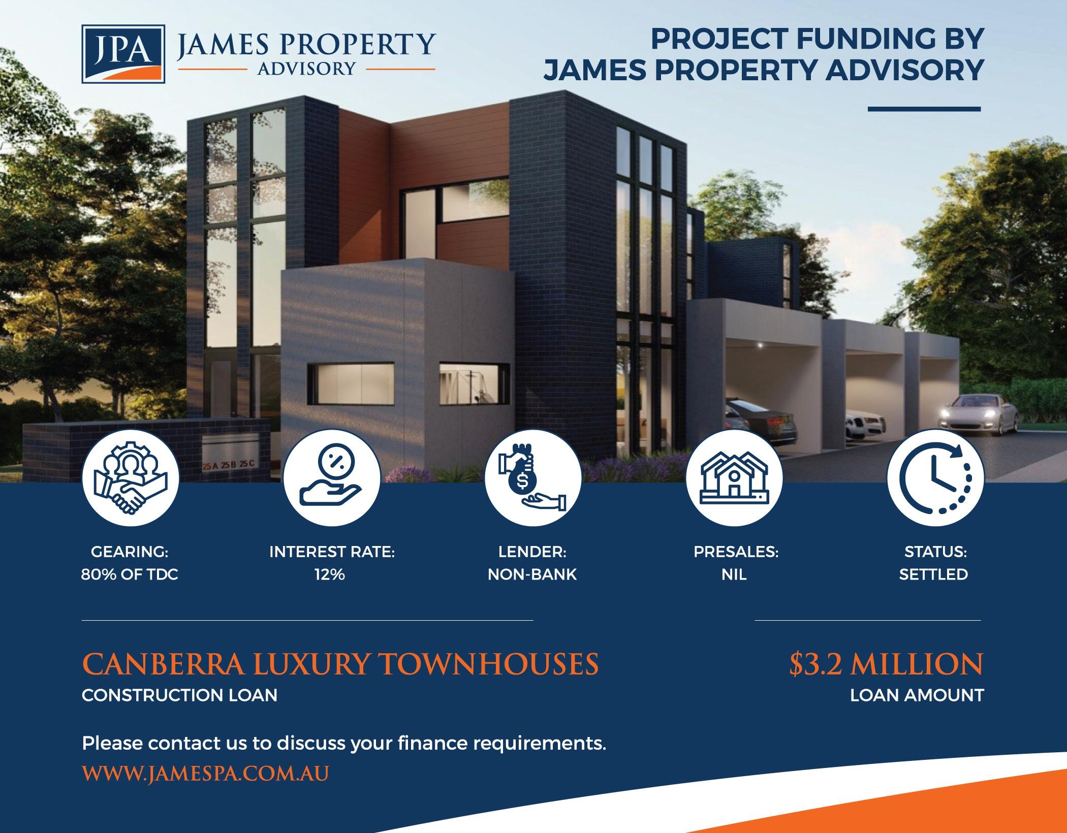 JAMESPA Banner ad