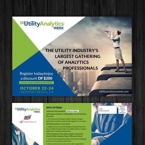 UA Week 2014 Direct Mail