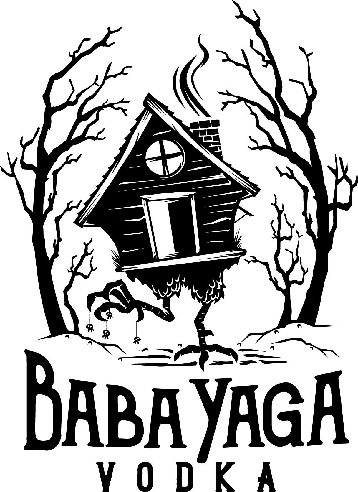 Baba Yaga Vodka Logo