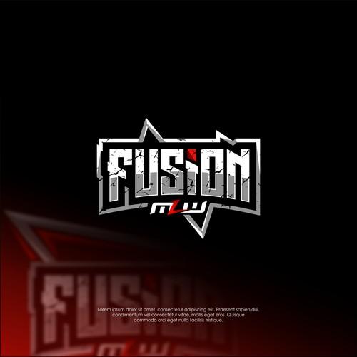 Logo concept for Fusion