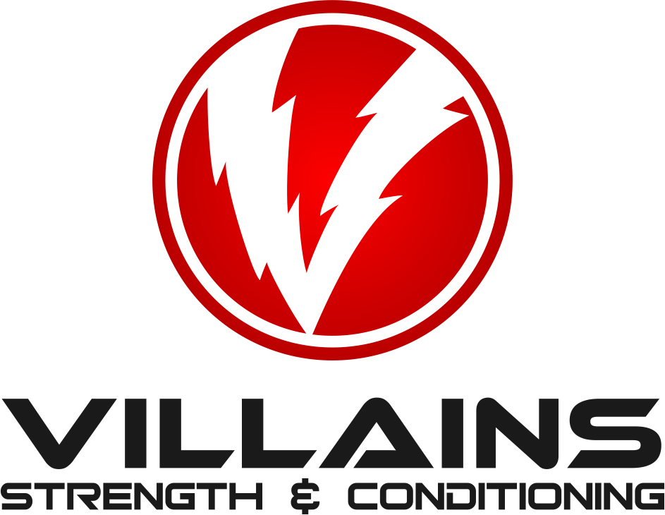 Innovative Re-Brand for Quality Strength & Conditioning Gym