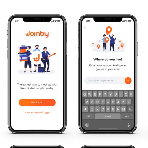 Joinby App