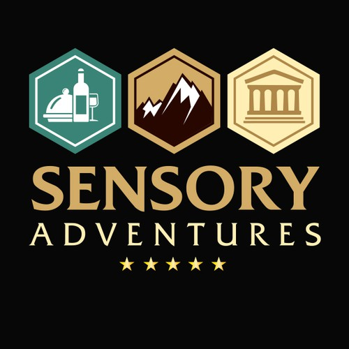 Logo for high end 5* adventure travel