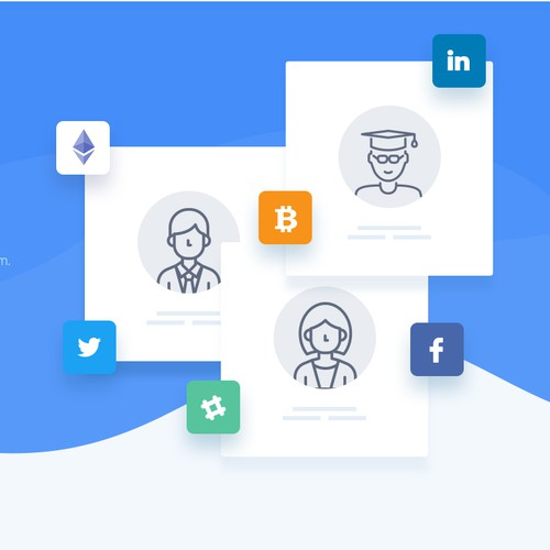 Design of website for ICO feedback listing