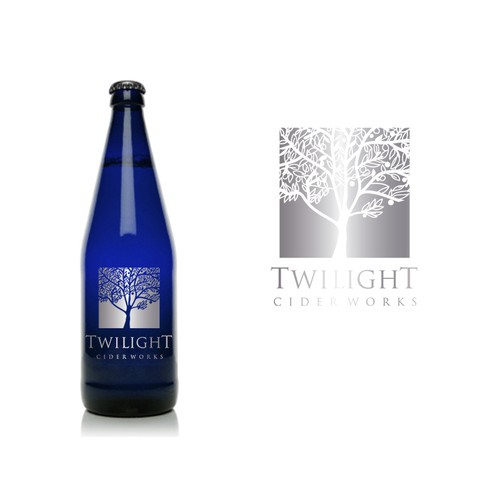Create the next logo for Twilight Cider Works