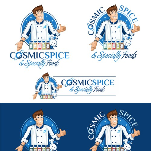 COSMIC SPICE
