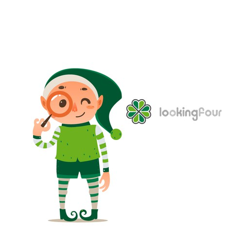 We are lookingfour a design for our Elfie