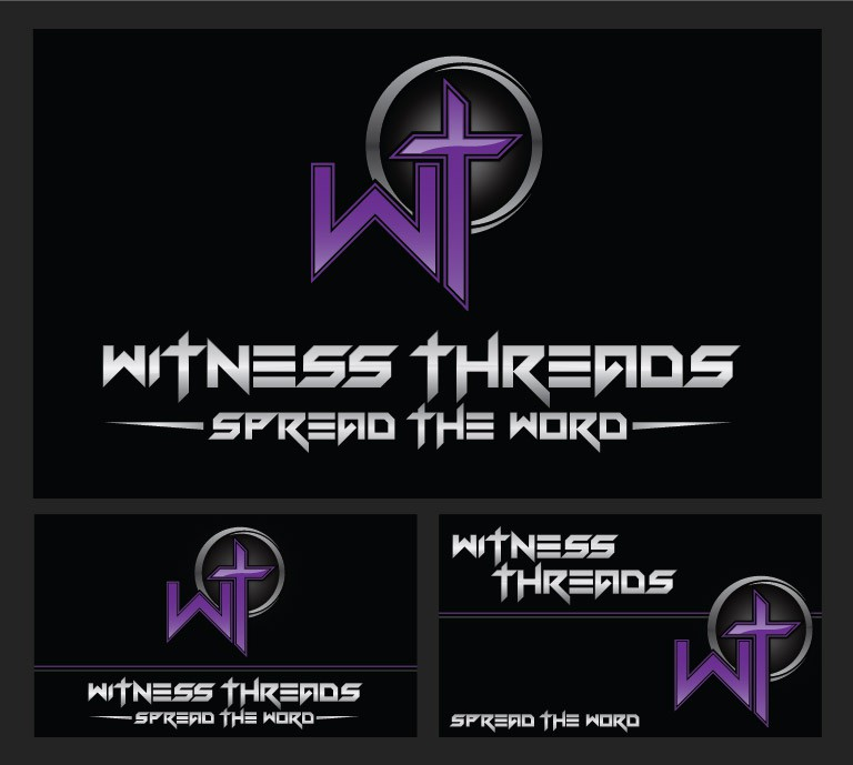 Create the next logo for WITNESS THREADS