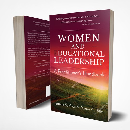 Book Cover for Women and Educational  Leadership