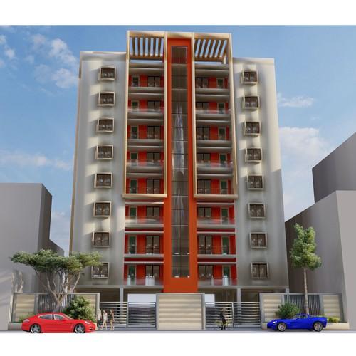 Apartment Render Portfolio