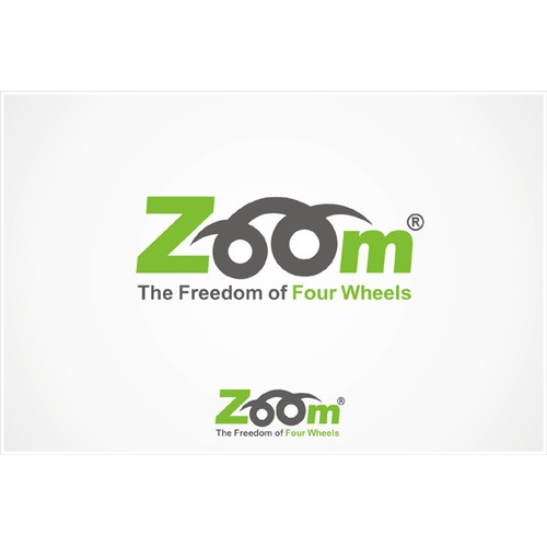 Zoom Logo Design