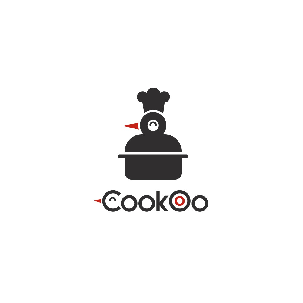 CookOo - create a powerful new logo for a fresh take on a cooking recipe App