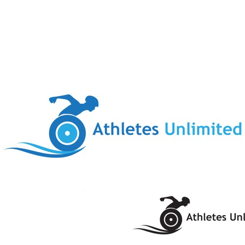 logo for Athletes Unlimited