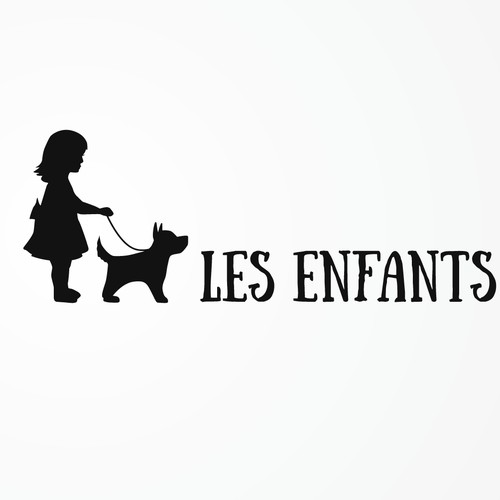Logo for a French restaurant