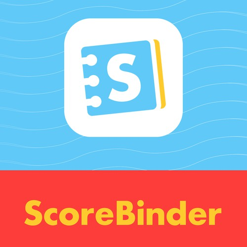 Score binder