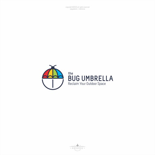 Bug Umbrella