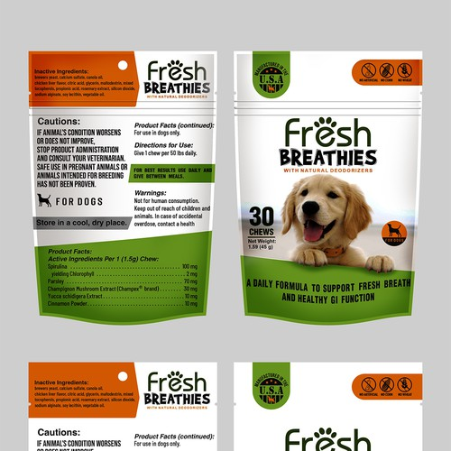 Fresh Breathies