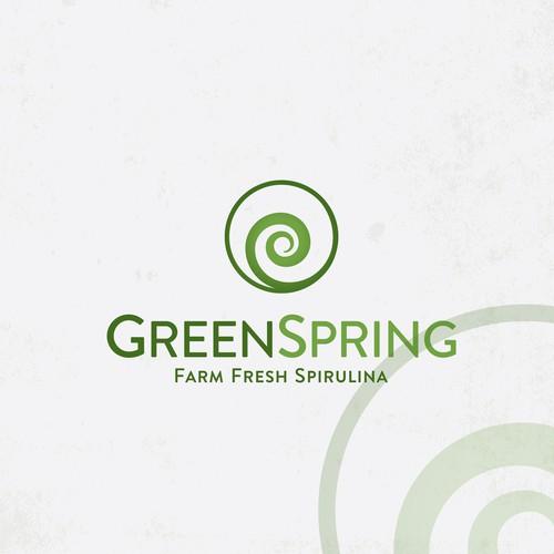 Fresh Spirulina Farm logo