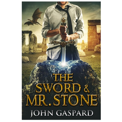 The Sword & Mr. Stone