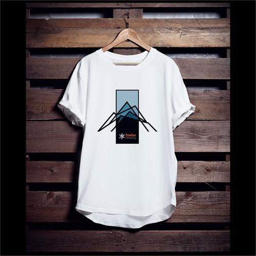 Stellar Heliskiing t-shirt