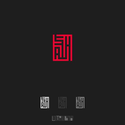 LT SHAW logo design