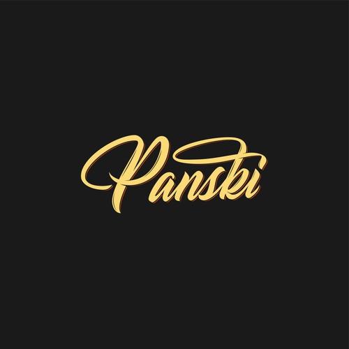 Panski logo design