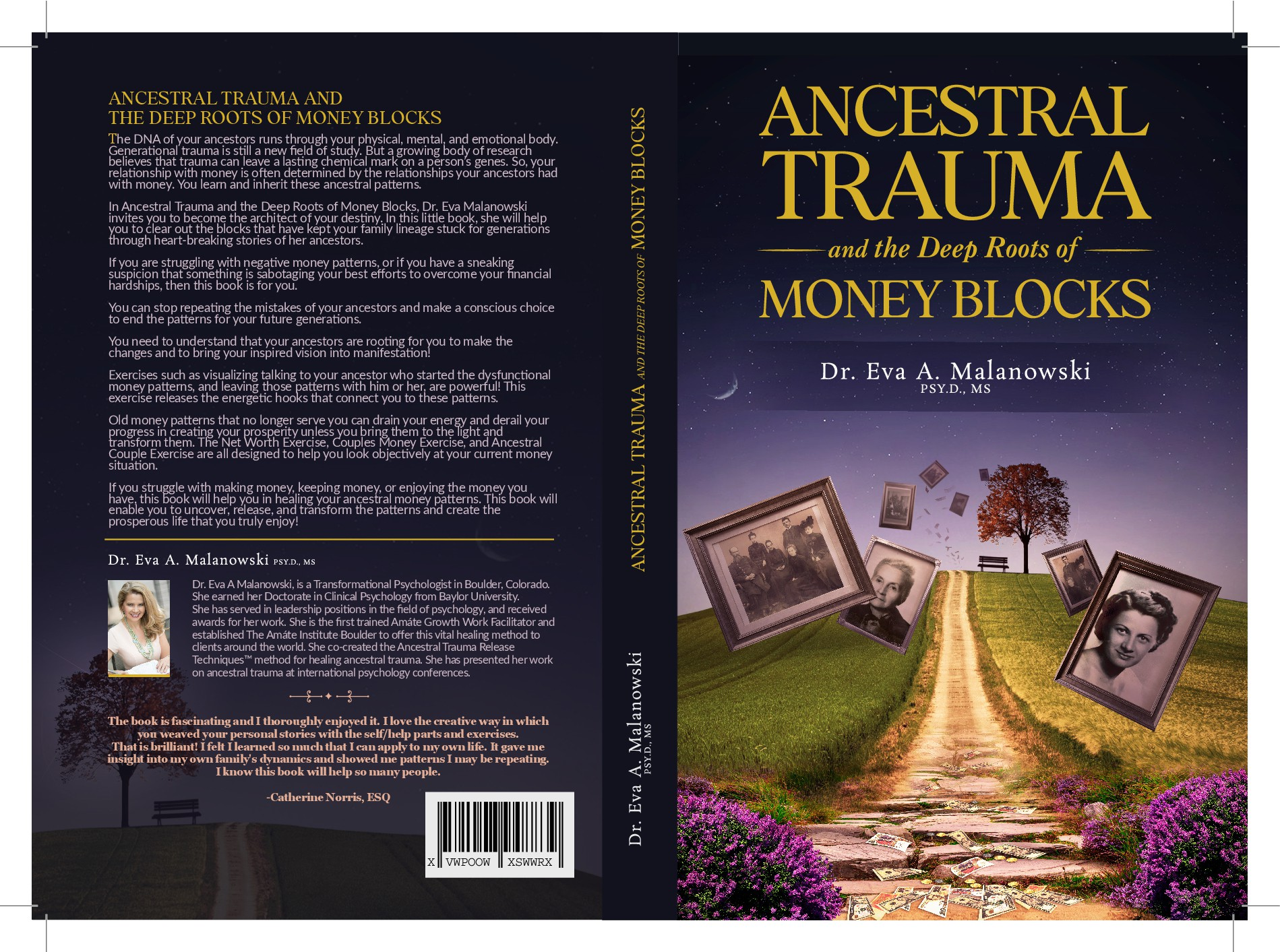 Create a beautiful, spiritual, mysterious, old-world feel cover for my book!