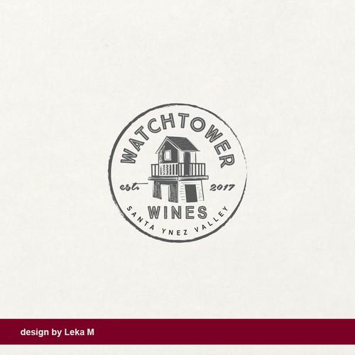 Watchtower wines