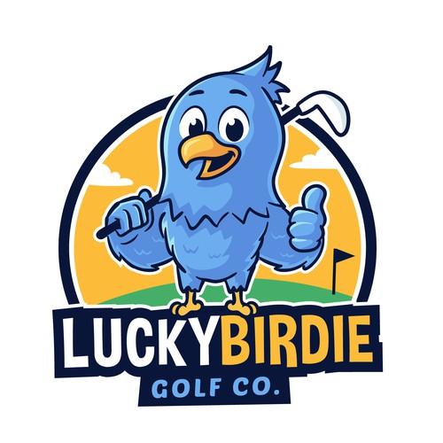 Lucky Birdie logo