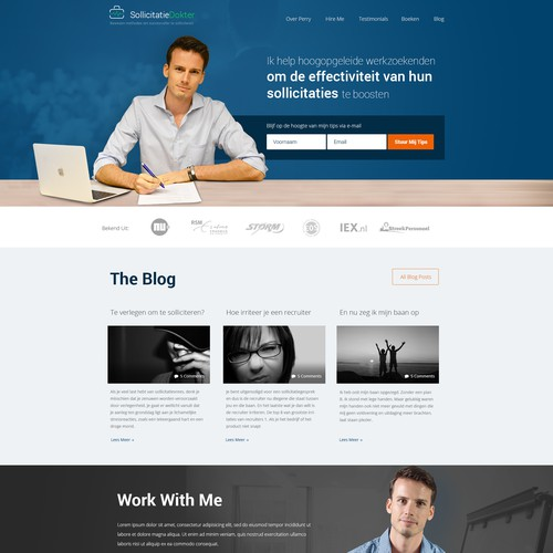 Entrepreneur-personal blog