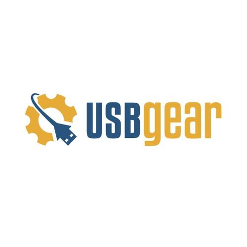 Contest logo winner for USBGEAR
