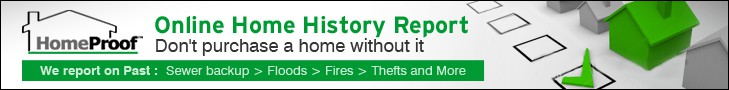 New banner ad wanted for HomeProof