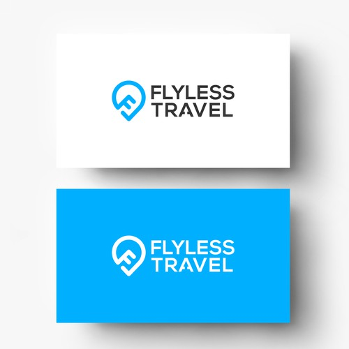 meaningful logo for the travel platform of the future