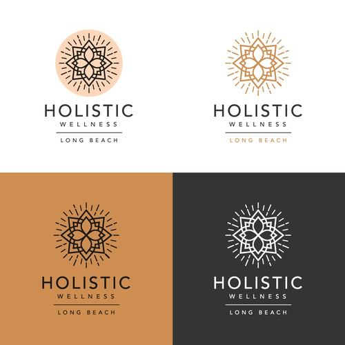 Holistic Wellness Long Beach logo
