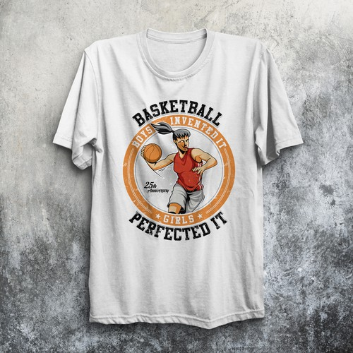 basketball perfected it