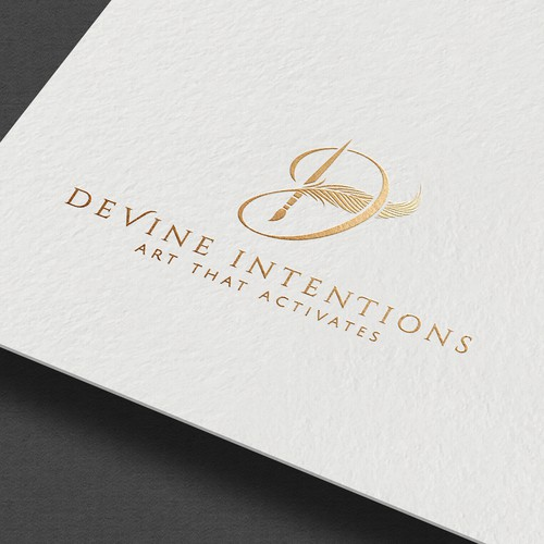 Devine intentions logo