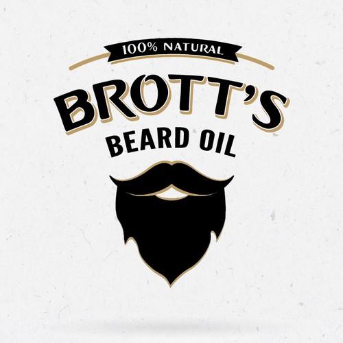 Logo Beard oil
