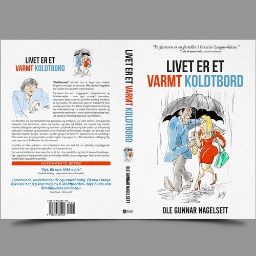 Book cover concept!