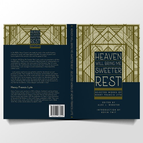 Book Cover for Heaven Will Bring Me Sweeter Rest