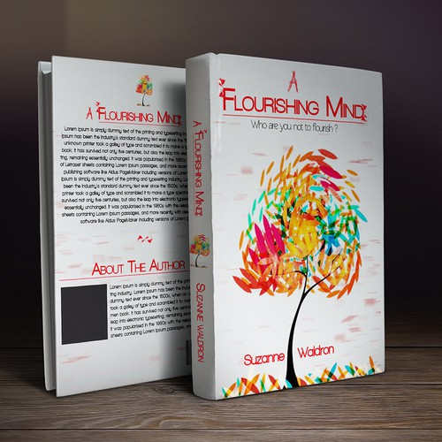 A Flourishing Mind | Book Cover